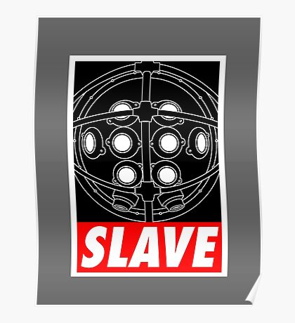 A Slave Obeys Poster