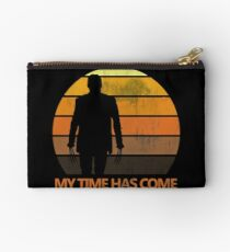 My Time Has Come Studio Pouch