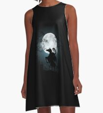 Sleepy Hollow A-Line Dress
