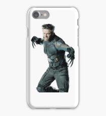 Hugh Jackman the true Wolverine, Logan iPhone Case/Skin