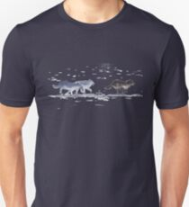 Wolves on the prowl T-Shirt
