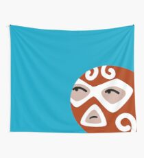 Luchador Wall Tapestry