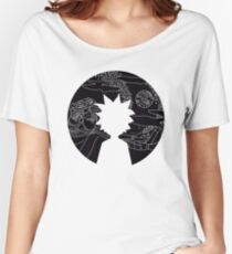 The Life of Rick Sanchez Women's Relaxed Fit T-Shirt