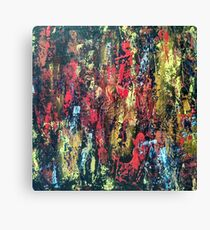 Abstract painting 99 Canvas Print