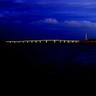 Bridge under a blue moon by HaRaKiRi