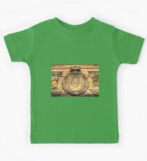 Royal Airforce Insignia at Edinburgh Castle  Kids Tee
