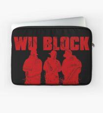 WU BLOCK Laptop Sleeve