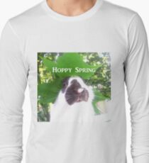 Hoppy Spring Long Sleeve T-Shirt