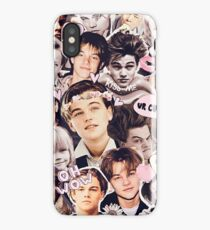 Leonardo DiCaprio Collage  iPhone Case