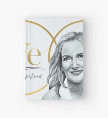 Gillian Anderson, Jennifer Nadel - We - PROCEEDS TO CHARITY! Hardcover Journal