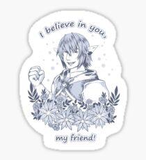 Haurchefant believes in you Sticker