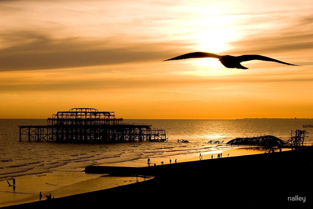 Brighton Silhouettes by nalley