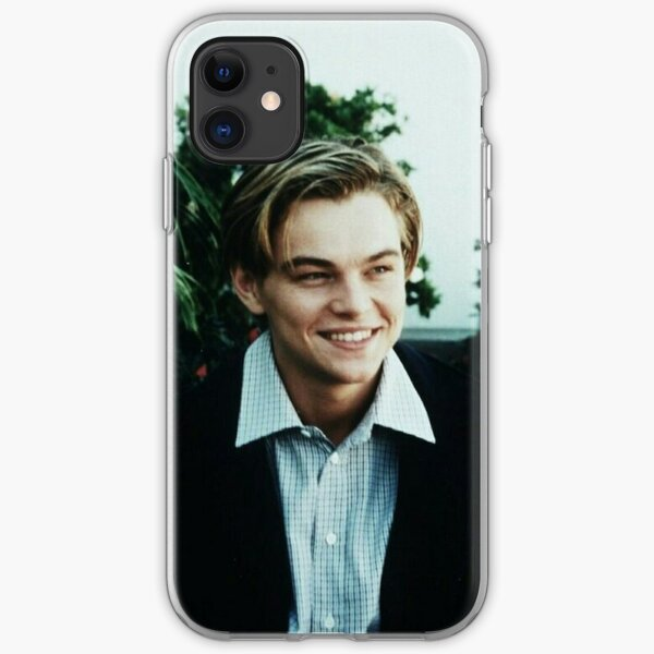 Leo Leonardo DiCaprio  iPhone Soft Case