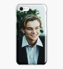 Leo Leonardo DiCaprio  iPhone Case/Skin