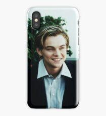 Leo Leonardo DiCaprio  iPhone Case