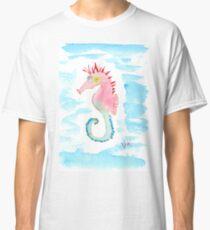 Seepferdchen Punk Classic T-Shirt