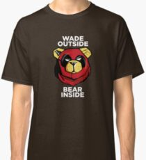 ROBUST BEAR DEADPOOL Classic T-Shirt