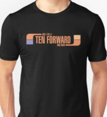 Ten Forward Bar Crew T-Shirt