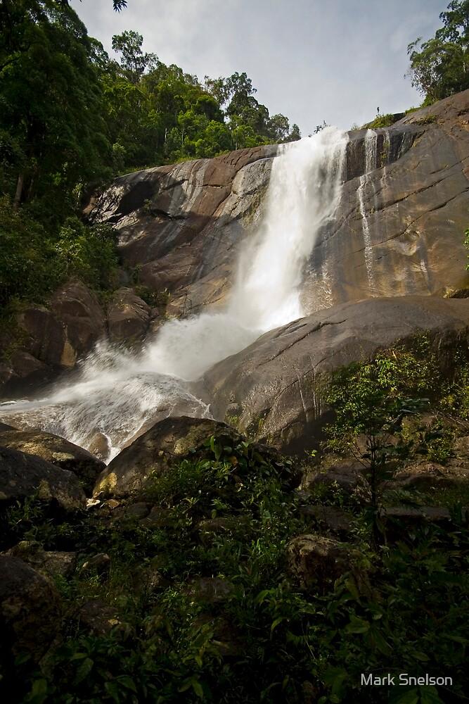 Seven Wells Falls 3 by Mark Snelson