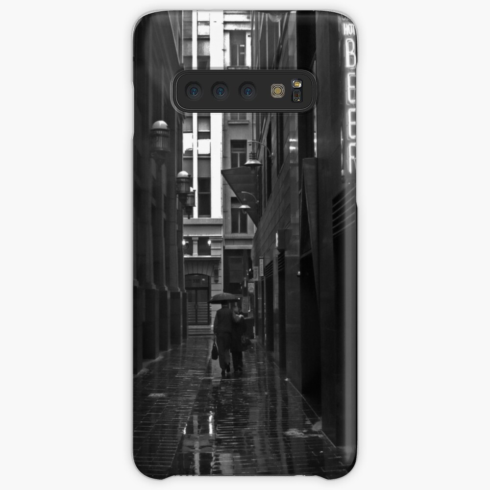 Rainy Lane Case & Skin for Samsung Galaxy