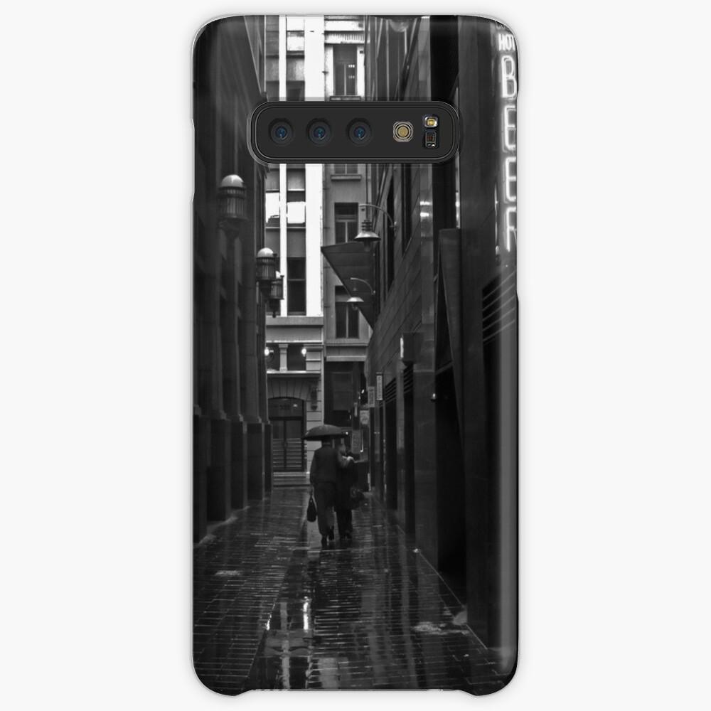 Rainy Lane Case & Skin for Samsung Galaxy