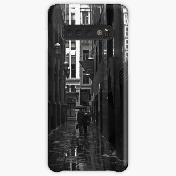 Rainy Lane Samsung Galaxy Snap Case