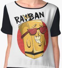 Rayban Women's Chiffon Top