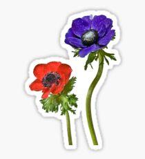 like a flower Sticker