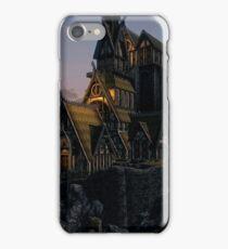 Skyrim Whiterun iPhone Case/Skin