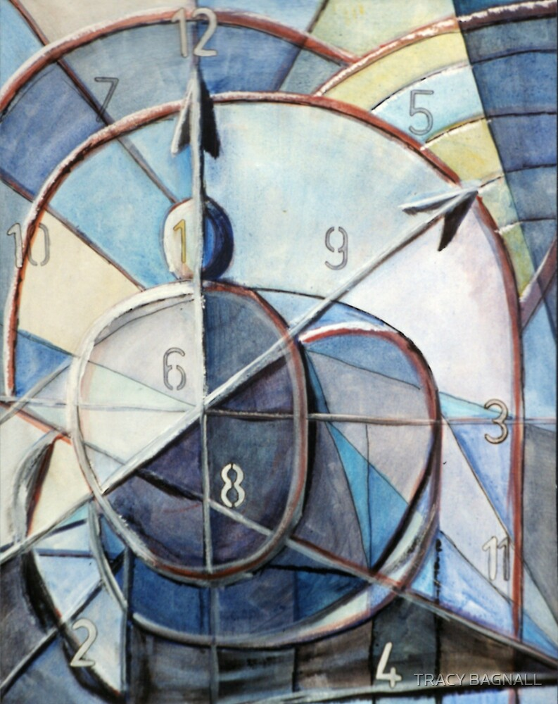 Time by TRACY BAGNALL
