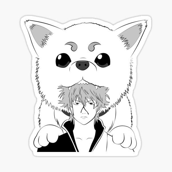 Dog God Sticker