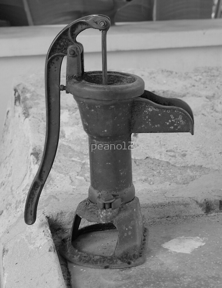 Water Pump by peano12