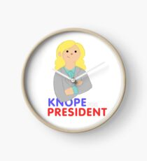 Knope for President 2k17 Clock