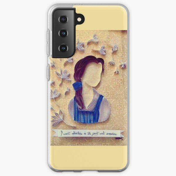 I want adventure Samsung Galaxy Soft Case