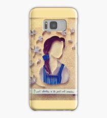 I want adventure Samsung Galaxy Case/Skin