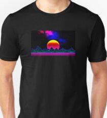 Retro Sun Unisex T-Shirt