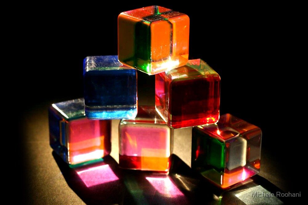 Vasa's cubes by Michele Roohani