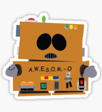 AWESOMO 2000 Sticker