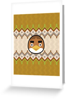 Anchovy animal crossing greeting cards by purplepixel redbubble anchovy animal crossing by purplepixel m4hsunfo Images
