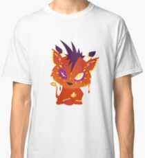 Red XIII aka Nanaki - Final Fantasy VII | PopMuertos 2017 Classic T-Shirt