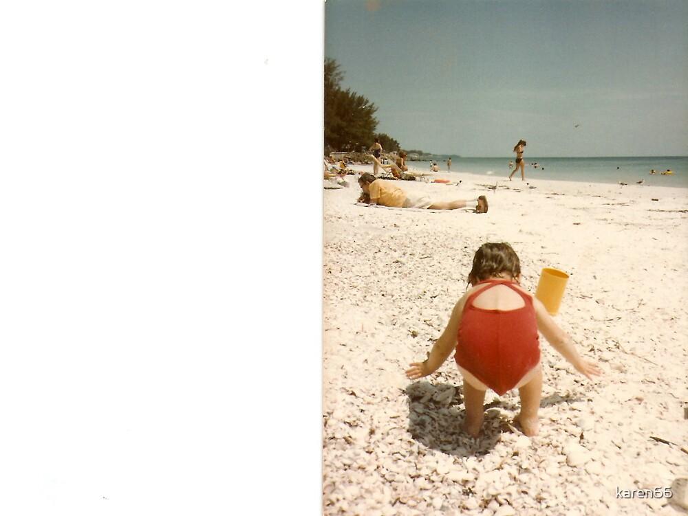 Beach Baby by karen66