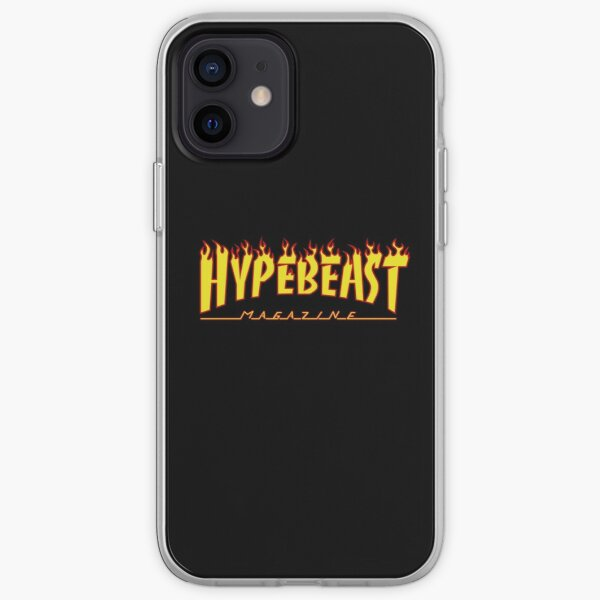 iPhone 12 - Souple 'Style de Thrasher Hypebeast' par vaporxwave