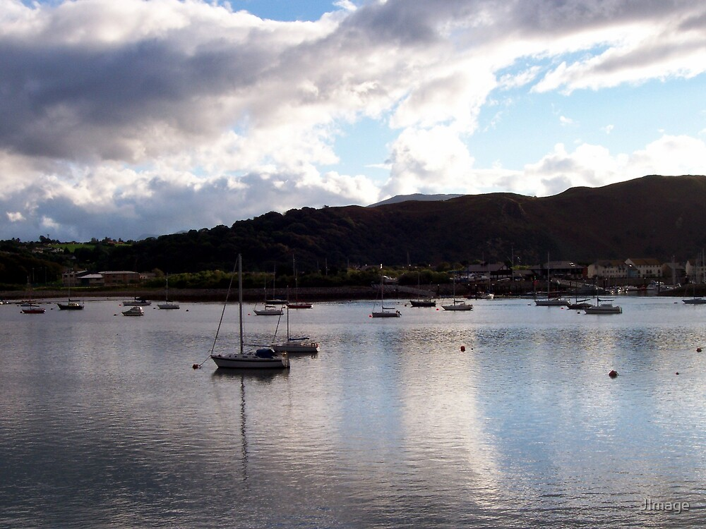 Conwy Yachts by JImage