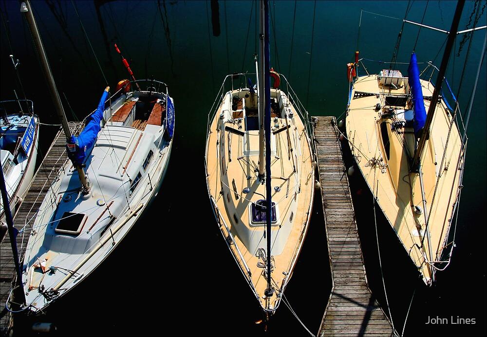Marina by John Lines