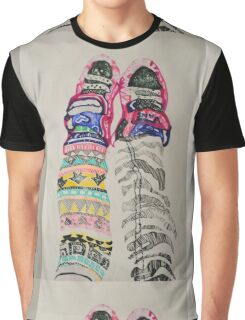 legs with crazy prints Graphic T-Shirt