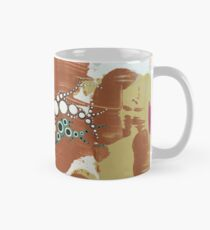 Fire in the sky Mug