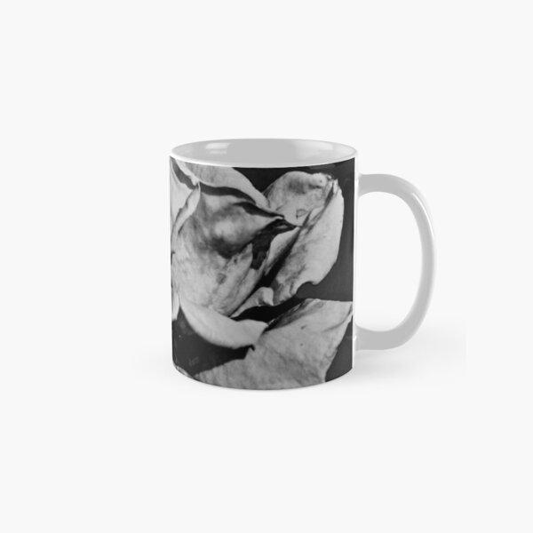 Black rose Classic Mug