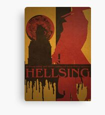 Hellsing - Hellsing Ultimate - Alucard Canvas Print