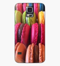 Glorious macaroons Case/Skin for Samsung Galaxy