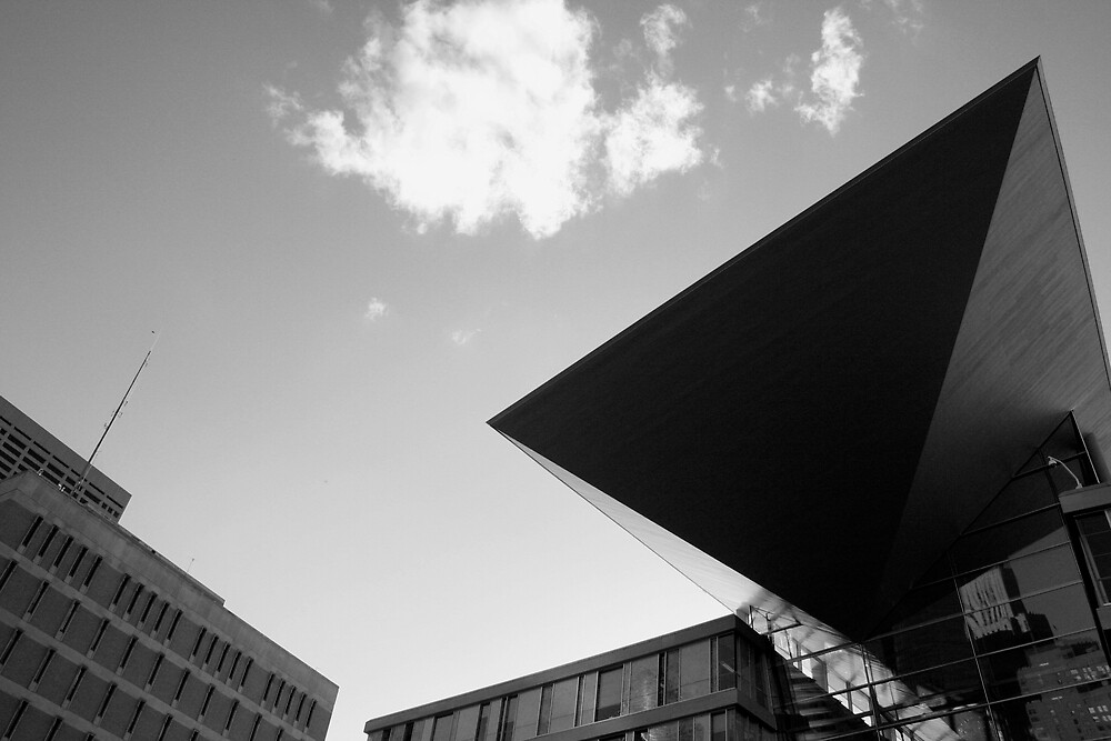 Minneapolis Central Library by sara montour
